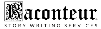 Raconteur Writing Services