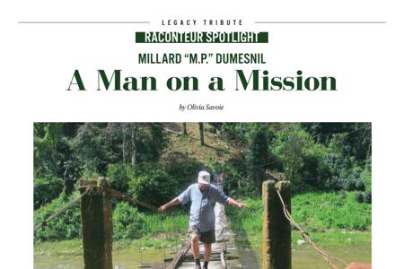 A Man On A Mission - 337 Magazine Legacy Tribute